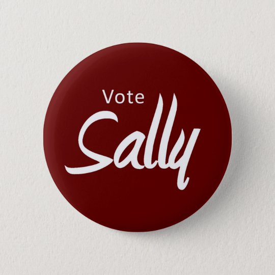 red button:  Vote for Sally Moncrieff Button