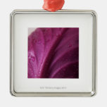 Red Cabbage Christmas Tree Ornament