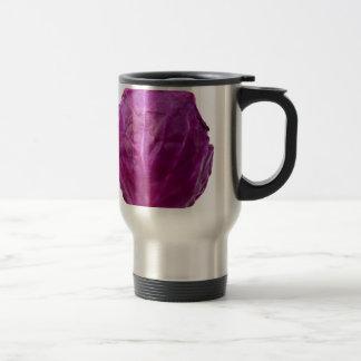 Red Cabbage Travel Mug