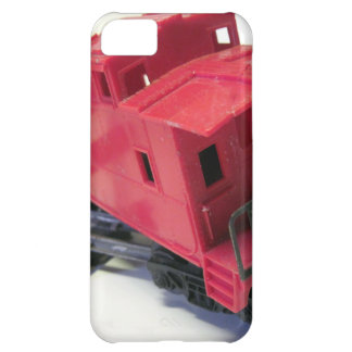 Red Caboose Case For iPhone 5C