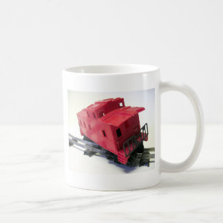 Red Caboose Coffee Mug