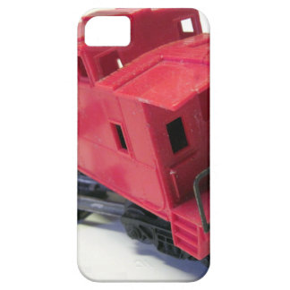 Red Caboose iPhone SE/5/5s Case