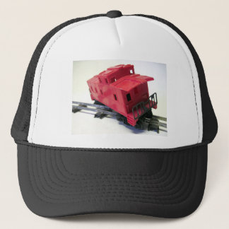 Red Caboose Trucker Hat