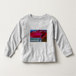 RED CADDY TODDLER T-SHIRT
