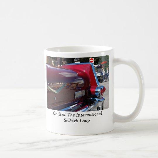Red Cadillac Mug