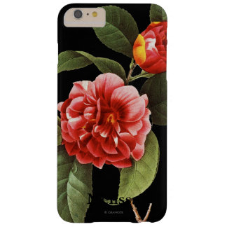 Red Camellia, 1833 Barely There iPhone 6 Plus Case