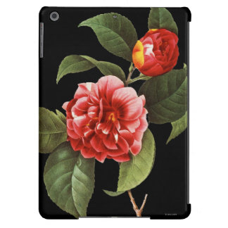 Red Camellia, 1833 iPad Air Cover