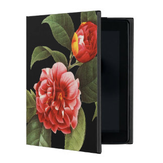 Red Camellia, 1833 iPad Cover