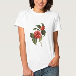 Red Camellia, 1833 Shirt