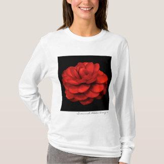Red Camellia Shirt