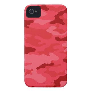 Red Camo Case-Mate Blackberry Bold 9700/9780 Case-Mate iPhone 4 Case