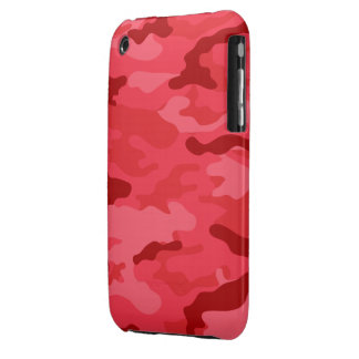 Red Camo Case-Mate iPhone 3G-3GS iPhone 3 Case-Mate Case