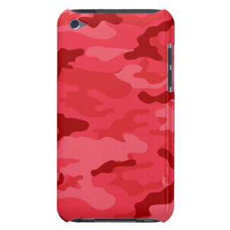 Red Camo Case-Mate iPod Touch iPod Case-Mate Case