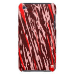 Red Camouflage IPod Touch Case-Mate Case