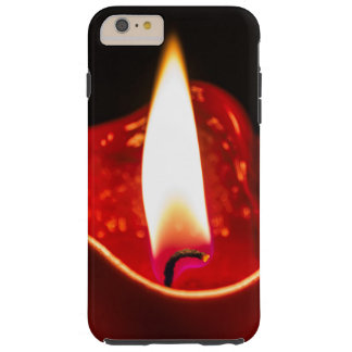 Red candle iphone 6 phone case