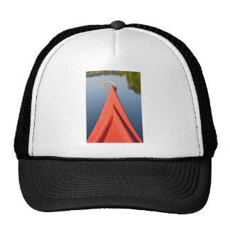 Red Canoe Trucker Hat