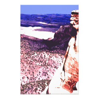 red Canyon 2 Stationery
