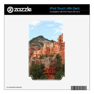 Red Canyon, Utah, USA 2 Skins For iPod Touch 4G