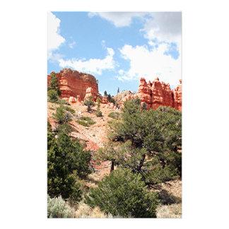 Red Canyon, Utah, USA 4 Stationery