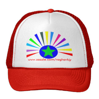 Red Cap www.zazzle.com/raghavkjy Hat