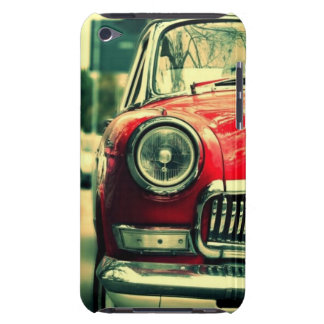 Red Car Barely There iPod Cover