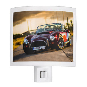 Classic Muscle Car Night Lights Zazzle