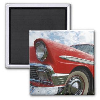 Red Car Magnet