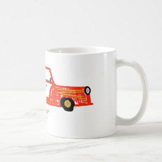 Red Car Mug