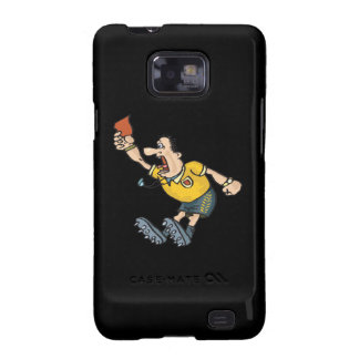Red Card Galaxy SII Cases