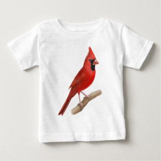 Red Cardinal Bird Infant T-Shirt