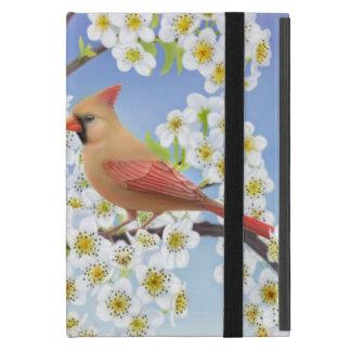 Red Cardinal Birds iPad Mini Case