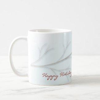 Red Cardinal Editable Mug