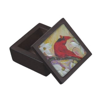 Red Cardinal Gift Box planetjillgiftbox