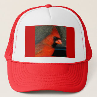Red Cardinal Hat
