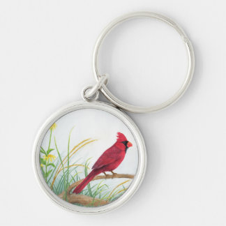 Red Cardinal - Keychain
