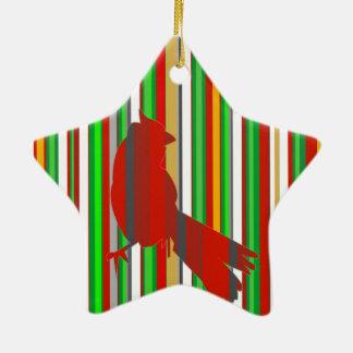 Red Cardinal Christmas Ornament