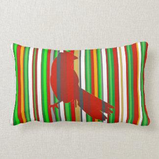 Red Cardinal Throw Pillows