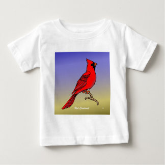 Red Cardinal rev.2.0 Shirts and Apparel