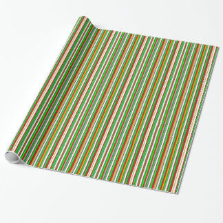 Red Cardinal Gift Wrapping Paper