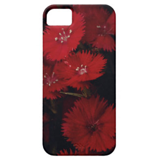 red carnations iPhone SE/5/5s case