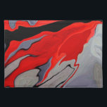 """&quot;Red Carpet Abstract&quot; placemat<br><div class=""""desc"""">nature abstraction</div>"""