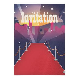 Red Carpet Celebrity Card