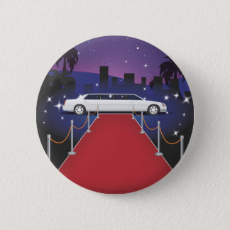 Red Carpet Celebrity Limo Button