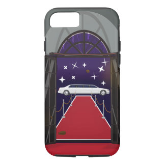 Red Carpet Celebrity Limo iPhone 7 Case
