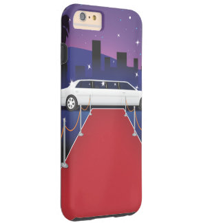 Red Carpet Celebrity Limo Tough iPhone 6 Plus Case