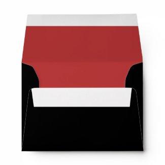 Red Carpet Envelope envelope