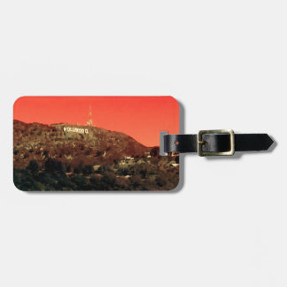 Red Carpet in the Sky Tag For Luggage