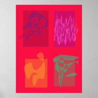 Red Carpet Poster
