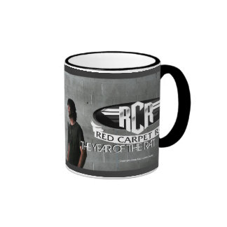 "RED CARPET RATS ""Cement"" Ringer Mug"