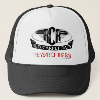 "RED CARPET RATS ""The Year Of The Rat"" Hat"